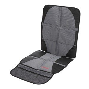 Diono Ultra Mat Car Seat Mat, Grey (Discontinued by Manufacturer)