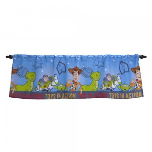 Disney Coordinating Window Valance, Toy Story