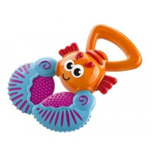 BKids B kids Teether, Looney Lobster (Discontinued by Manufacturer)