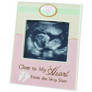 "Lillian Rose Ultrasound Frame, Close To My Heart, 5.5"" x 6.5"""