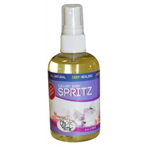 The Original CJ's BuTTer Spritz (Lullaby Baby)