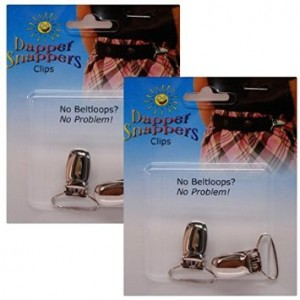 Dapper Snappers Add-On Clips - 4 Count