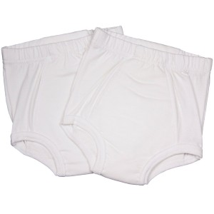 OsoCozy Training Pants, White, 3T