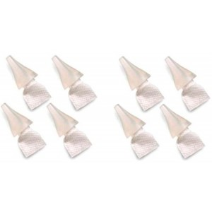 Safety 1st Prograde Clean Collection Disposable Nasal Aspirator Filter Tips - 8 Count