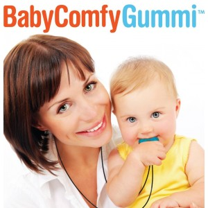 BaComfy Care Baby ComfyNose Baby Comfy Gummi, Goth