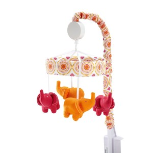 Happy Chic BaJonathan Adler Happy Chic Baby Jonathan Adler Party Elephant Crib Mobile