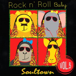 Rock N' Roll BaMusic Rock N' Roll Baby Music Toy Soul Town, Vol. 5