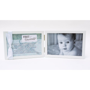 The Grandparent Gift Co. First Grandchild Gift for New Grandparents - Poetry Frame