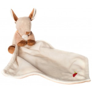 North American Bear Woodland Friends Fawn with Blanket