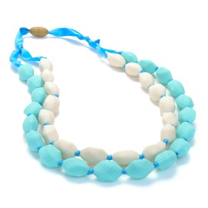 Chewbeads Astor Necklace - Turquoise