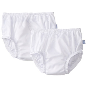 i play. Baby Unisex Two-Pack Ultimate Swim Diaper with UPF 50+