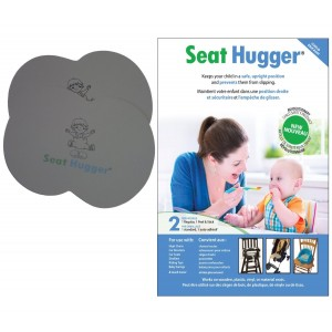 Child Seat Hugger Non Slip Pads for Posture Support and Safety