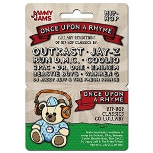 Jammy Jams - Once Upon A Rhyme: Lullaby Renditions of Hip-Hop Classics - Download Card