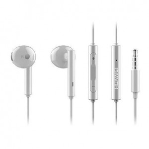 Huawei In-Ear Earbuds Headphones with Microphone HiFi Stereo Sound Noise Cancelling Compatible with Almost all Phones with 3.5mm Interface Metal