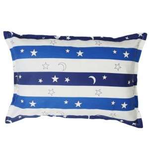 "MyKazoe Toddler Pillowcase - 13.5"" x 18.5"" (Little Stars)"