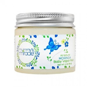Miracle in the Green, Inc. All Natural Mummy's Miracle Baby Vapor Rub Soothing Chest Rub