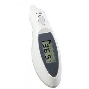 Number One Number-One Infrared Non-contact Digital Electronic Ear Thermometer Quick Read Ear Temperature Meas