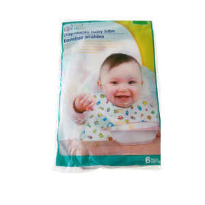 Blissful Baby Disposable baby bibs Handy, Best at being compact and convenient