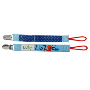 Liciby Pacifier Clip - 1 pack Tool boy