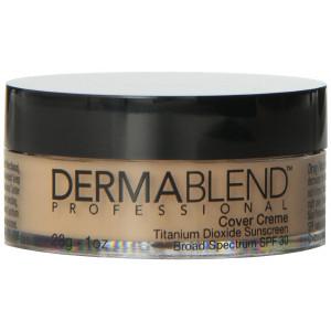 Dermablend Cover Foundation Creme SPF 30, Medium Beige Chroma, 1 Ounce