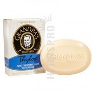 Grandpa's Soap Co. Thylox Acne Treatment Soap - 3.25 Oz, 6 pack (image may vary)