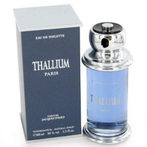 Yves De Sistelle Thallium 3.4 Fl. oz. Eau De Toilette Spray Men