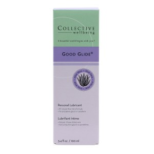 Good Glide Glycerine Aloa Vera Collective Wellbeing 3.4 oz Gel
