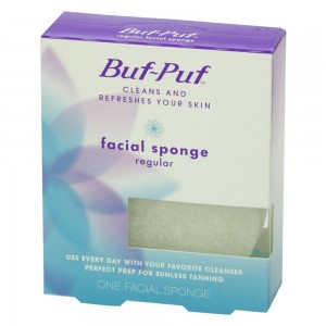 Therdraiss Special Pack of 5 3M Buf-Puf Facial Sponges Regular 91006