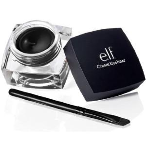 e.l.f. Cosmetics e.l.f. Cream Eyeliner, Black, 0.17 Ounce