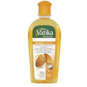 Dabur Vatika Naturals Almond Enriched Hair Oil Softness and Shine 200 ml