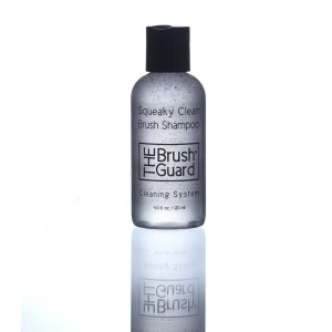 The Brush Guard Squeaky Clean Brush Shampoo