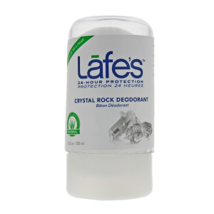 Lafes (LAFEA) Lafes Natural Crystal Rock Deodorant, 4.25 Ounce (Packaging May Vary)