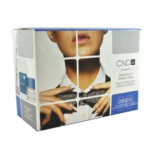 CND Enhancement Retention Liquid Powder Starter Pack + SolarOil Acrylic Nail Kit by CND Cosmetics