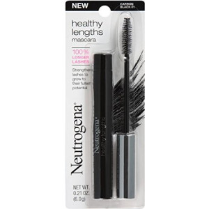 Neutrogena Healthy Lengths Mascara, Carbon Black, 0.21 Ounce