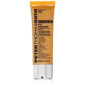 Peter Thomas Roth CC Cream Broad Spectrum SPF 30 Complexion Corrector, Medium/Tan, 1.7 Fluid Ounce