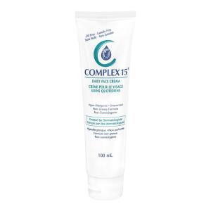 Complex 15 Daily Face Cream 3.4 Ounce (100ml)