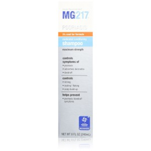 TRITON CONSUMER PRODUCTS Mg 217 Psoriasis Shampoo - 8 Oz, 2 Pack