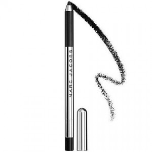 Highliner - Gel Crayon Marc Jacobs Beauty 0.1 Oz Blacquer - Black   NEW