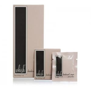 Whish - Deodorant Swipes - 30 pack