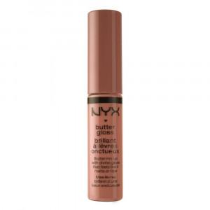 NYX Cosmetics Butter Lip Gloss Madeline