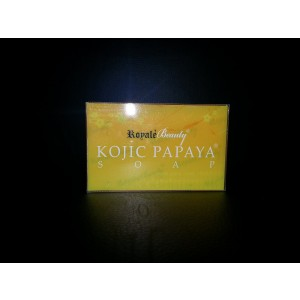 scthkidto Authentic KOJIC PAPAYA SOAP ROYAL BEAUTY