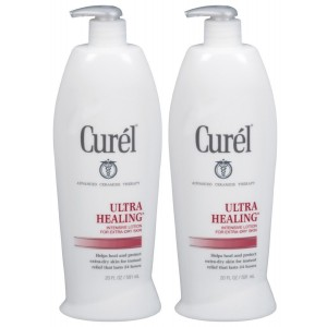 Curel Ultra Healing Body Lotion - 20 oz - 2 pk