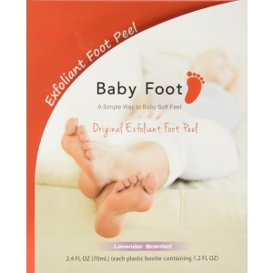 Liberta Group Original Baby Foot Callus Remover
