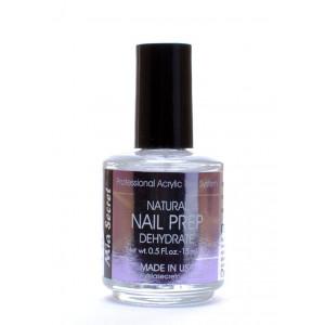 Mia Secret Professional Natural Nail Prep Dehydrate 0.5 Fl Oz. 15 Mle.