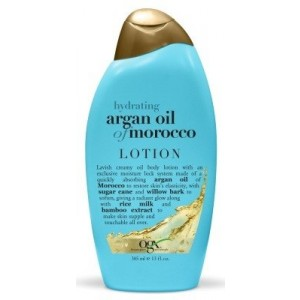 (OGX) Organix Body Lotion Argan Oil Of Morocco 13oz (Hydrating) (2 Pack)