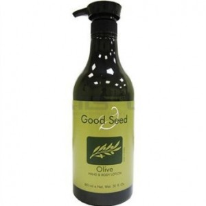Good Seed Olive Hand and Body Lotion 30oz