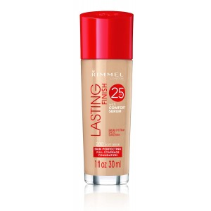 Rimmel Lasting Finish Foundation, Soft Beige, 1 Fluid Ounce