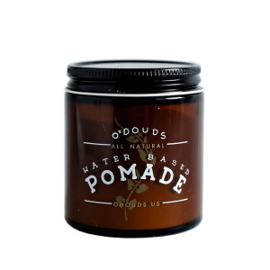 O Doud's O'Douds - All Natural Water Based Pomade (4 oz)