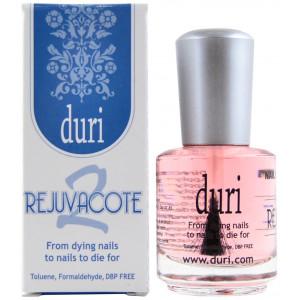 Duri Rejuvacote 2 Nail Growth System Nail Treatment 0.61 fl. oz. by Duri Cosmetics