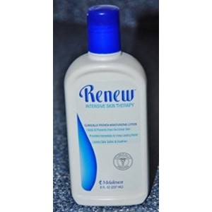 Flawless Renew Intensive Skin Therapy Lotion by Melaleuca ~ 8 oz. ~ Great Product for the Relief of Dry, Ch